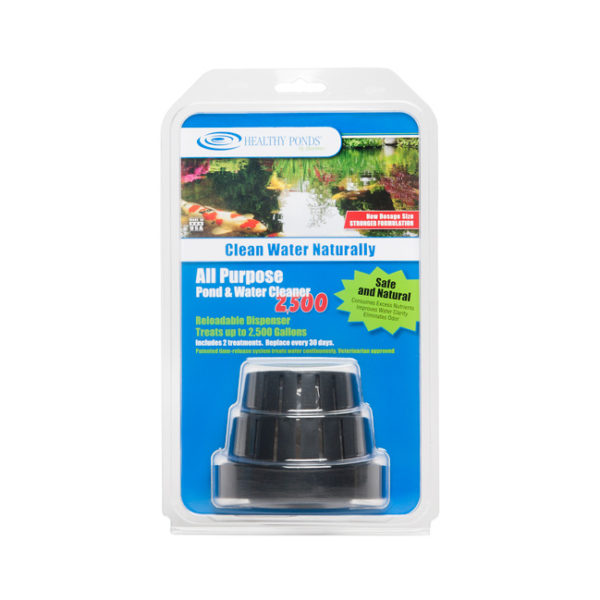 All Purpose Pond & Water Cleaner 2500 Reloadable Dispenser