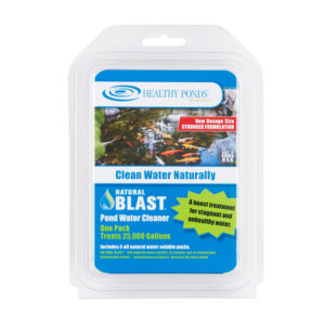 Natural Blast® 5 pack - one pack treats up to 25,000 gallons