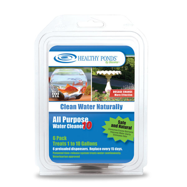 All Purpose Water Cleaner - 10 Gallon - 6 pack