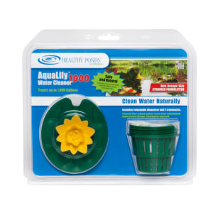 AquaLily® Water Cleaner 1000 Reloadable Dispenser