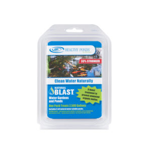 Natural Blast® 5 Pack - one pack treats 2,500 gallons