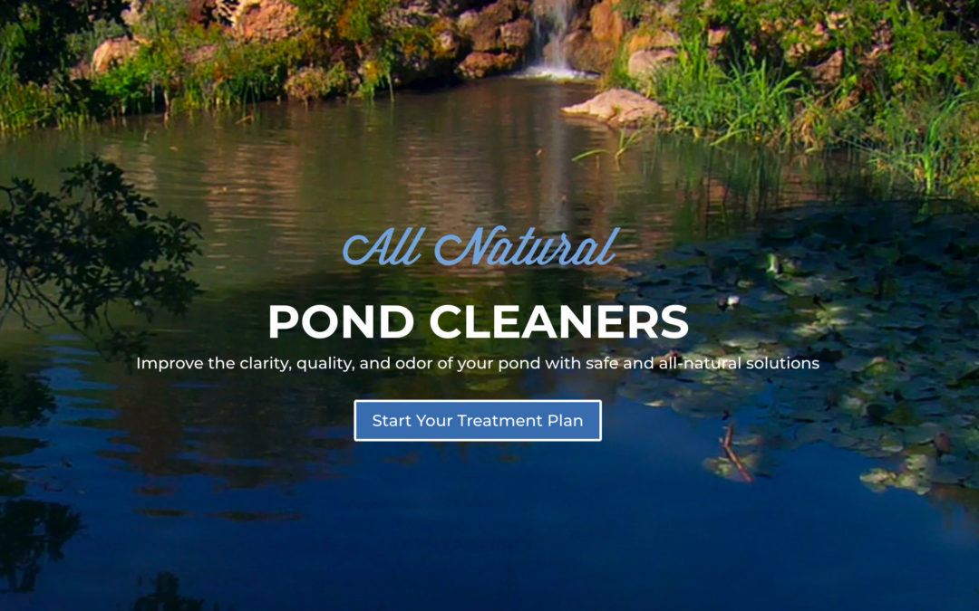 Healthy Ponds® By Bioverse Has New Look, Same Great Products