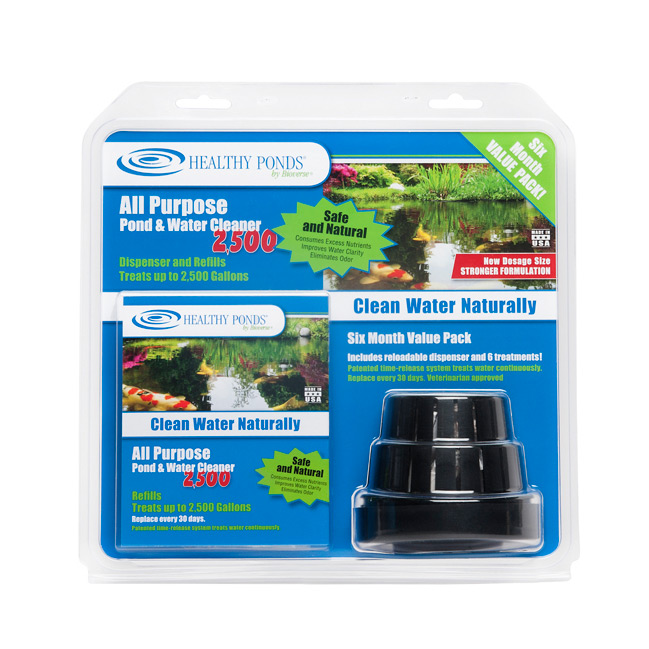 All Purpose Water Cleaner Reloadable Dispenser - Value Pack