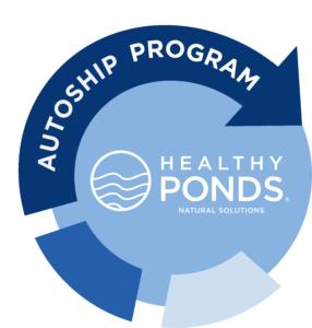 Healthy Ponds Autoship Logo
