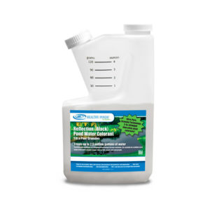 Healthy Ponds® Black Pond Water Colorant Tilt N Pour Granules - Treats up to 2.5 million Gallons - 52018
