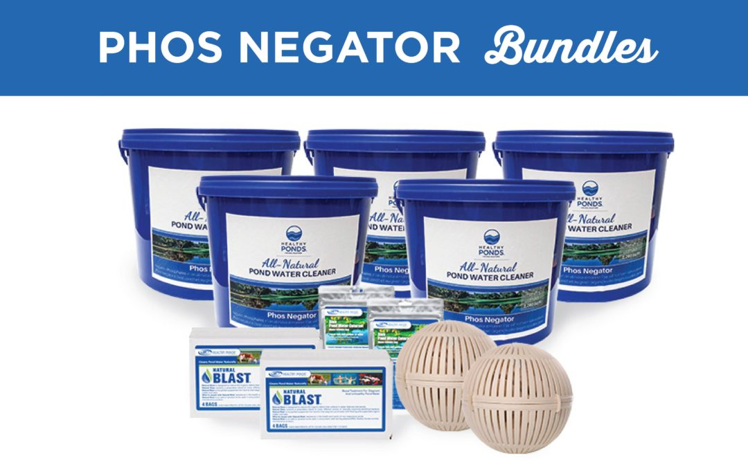 Reduce Phosphorus with Phos Negator Bundle Kits