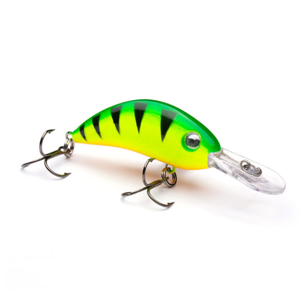 Fire-Tiger Fishing Lure