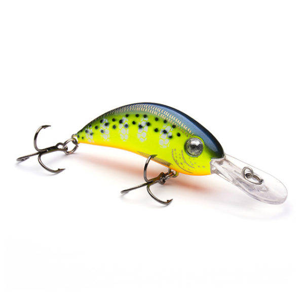 Hot-Steel Fishing Lure