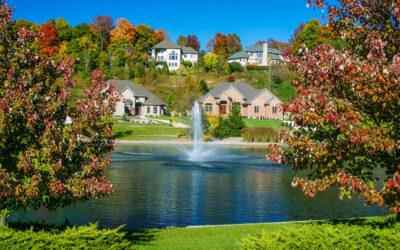 Fall Pond Photo Contest